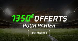 Paris sportifs, où sont les meilleurs bonus ? En tout 1 350 euros de bonus ! – Rue des Joueurs